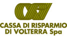 logo cassa risparmio volterra