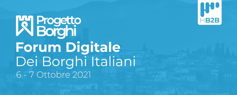 """Volterra parteciperà al forum digitale """"Progetto Borghi"""""""
