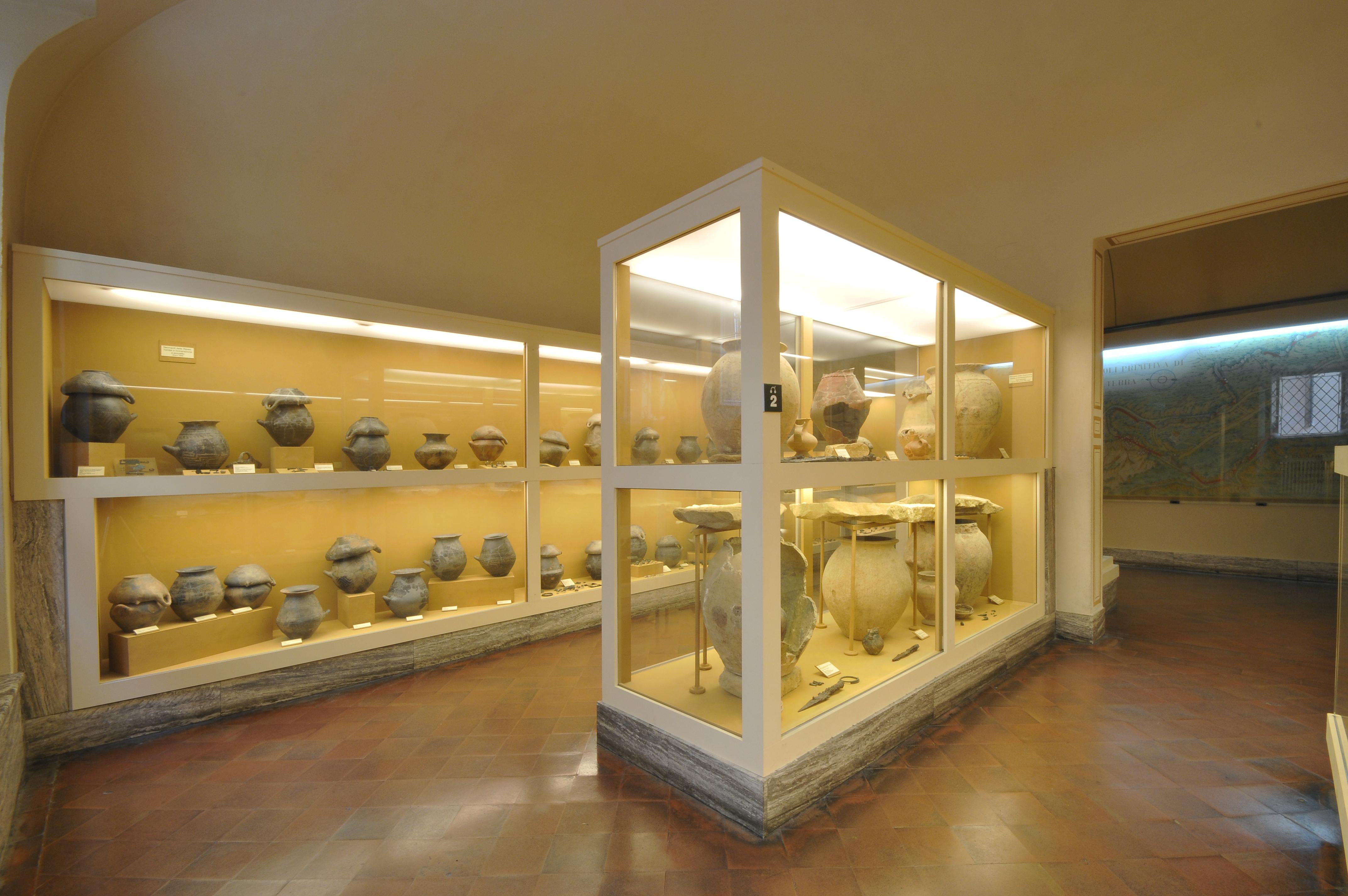 VOLTERRA: CONTINUANO I LAVORI PER IL NUOVO MUSEO ETRUSCO GUARNACCI