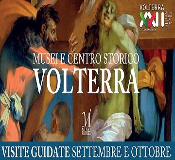 Visite guidate nei Musei di Volterra