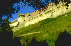 Foto della Fortezza Medicea