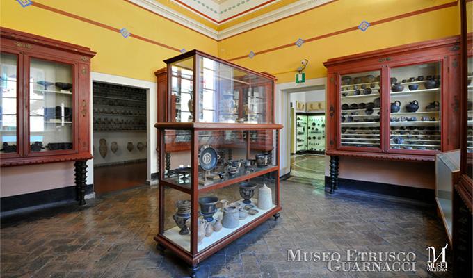 Una stanza del museo