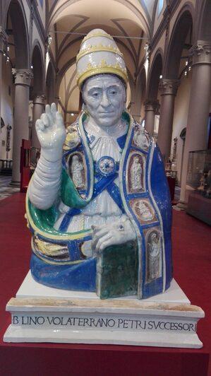 Busto di San Lino
